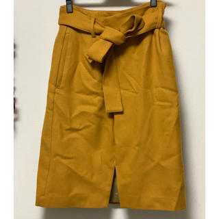 デンドロビウム(DENDROBIUM)のDENDROBIUM スカート(ひざ丈スカート)