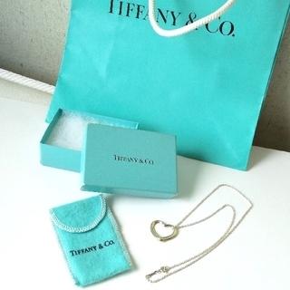 ティファニー(Tiffany & Co.)のティファニー オープンハート ペンダント シルバー(ネックレス)