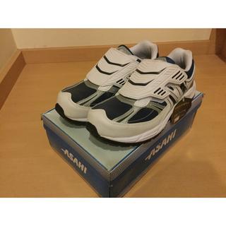 アサヒシューズ(アサヒシューズ)のアサヒ 安全靴(スニーカー) 25.0cm(スニーカー)