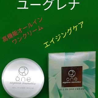 パーフェクトワン(PERFECT ONE)の連休価格!お試しeuglena ONEオールイン ワン クリーム15g・日本製(オールインワン化粧品)