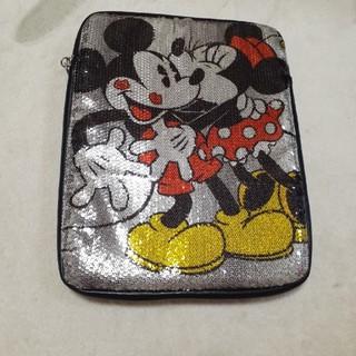 ディズニー(Disney)のiPadケース♡ミッキー♡ミニー♡キラキラ(その他)