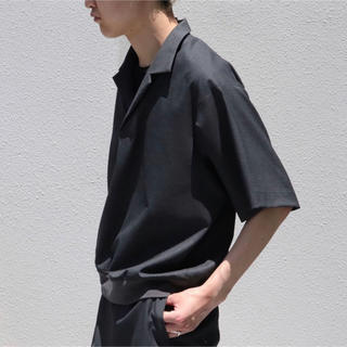 サンシー(SUNSEA)の本日限定 SUNSEA  サンシー 20SS SNM4 POLO サイズ3(ポロシャツ)