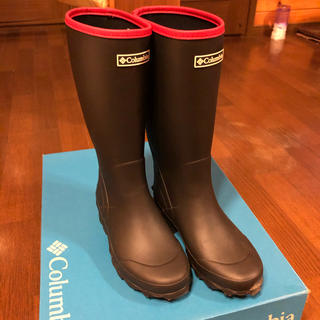 コロンビア(Columbia)のColumbia 長靴 23cm ❁⃘*.゚(レインブーツ/長靴)