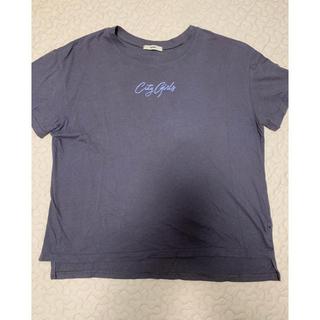 ミスティック(mystic)のmystic city girl Tシャツ(Tシャツ(半袖/袖なし))