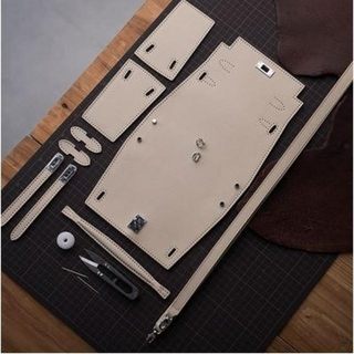 エルメス(Hermes)のミニケリー2 エルメス  レザー クラフト キット DIY 革 手作り(バッグ)
