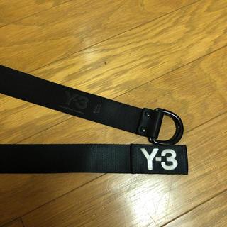 Y-3 - y-3 ベルト L
