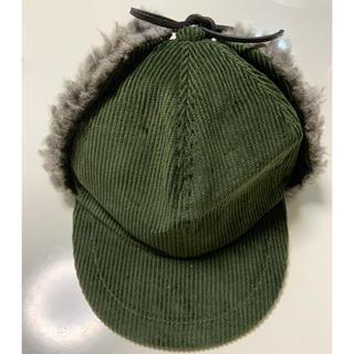 コドモビームス(こども ビームス)の新品ヌヌフォルム ハット キャップ M 52cm(帽子)