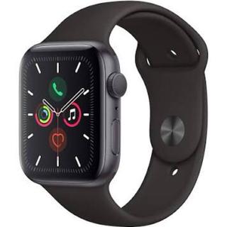 アップルウォッチ(Apple Watch)のApple Watch series5 44mm LTE スペースグレイ(スマートフォン本体)