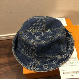 ルイヴィトン(LOUIS VUITTON)の新品、未使用 ルイ・ヴィトン LV *NIGO 帽子58cm(ハット)