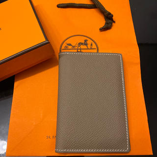 エルメス(Hermes)のHERMES カード ケース (折り財布)