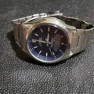 カシオ(CASIO)の[カシオ] 腕時計 ウェーブセプター 電波ソーラー WVA-M630(腕時計(アナログ))