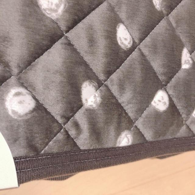 futafuta(フタフタ)の新品テータテートお昼寝敷きパッド キッズ/ベビー/マタニティの寝具/家具(敷パッド)の商品写真