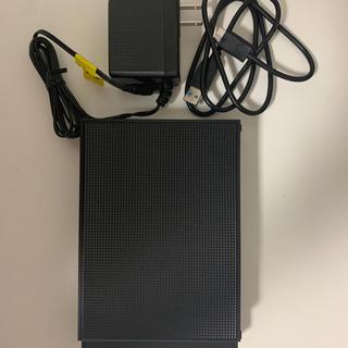 アイオーデータ(IODATA)の外付けハードディスク 3tb アイオーデータ(PC周辺機器)