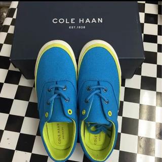 コールハーン(Cole Haan)のコールハーン キッズスニーカー(スニーカー)