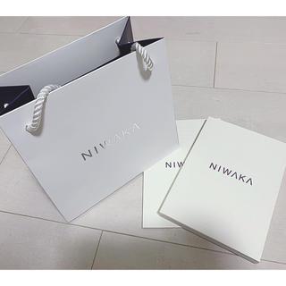 ニワカ(俄)の新品❗️NIWAKA ショップ袋(ショップ袋)