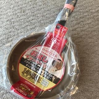 ドウシシャ - エバークック フライパン 新品 20センチ ドウシシャ