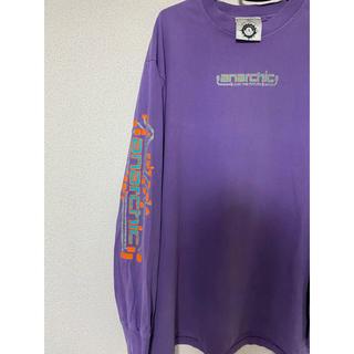 アナーキックアジャストメント(ANARCHIC ADJUSTMENT)のアナーキックアジャストメント 90's Tシャツ(Tシャツ/カットソー(半袖/袖なし))