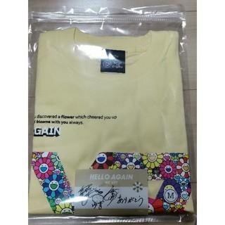 【新品】TAKASHI MURAKAMI FLOWER x YZ Tシャツ M(Tシャツ/カットソー(半袖/袖なし))