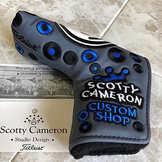 スコッティキャメロン(Scotty Cameron)のパターヘッドカバー SCOTTY CAMERON  J.P.J. 【新品未使用】(その他)