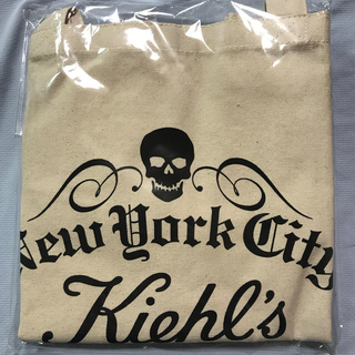 キールズ(Kiehl's)のキールズ トートバッグ  エコバッグ NYC TOKYO(トートバッグ)