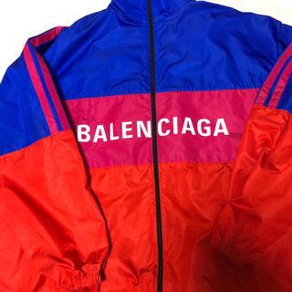 バレンシアガ(Balenciaga)のバレンシアガ・ナイロンジャケット(ナイロンジャケット)