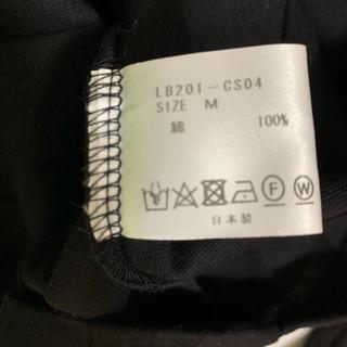 ジョンローレンスサリバン(JOHN LAWRENCE SULLIVAN)のLITTLEBIG 3Way CS(BLACK)サイズ M(Tシャツ/カットソー(七分/長袖))