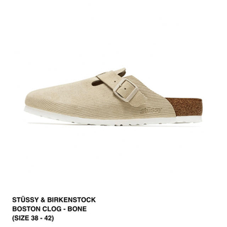 STUSSY - BIRKENSTOCK ×STUSSY BOSTON(ボストン) ステューシー