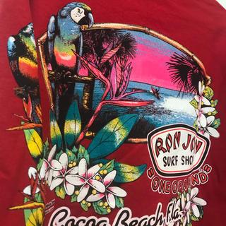 Ron Herman - 《激レア》ロンジョン ヴィンテージパーカー ほぼデッドストック 赤