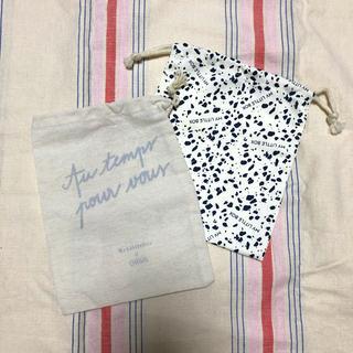 オルビス(ORBIS)のmy little box 巾着2枚セット(ポーチ)