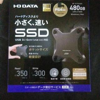 アイオーデータ(IODATA)のI・Oデータ  SSD(PC周辺機器)