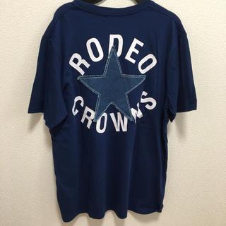 ロデオクラウンズワイドボウル(RODEO CROWNS WIDE BOWL)のロデオクラウンズ ポケット Tシャツ(Tシャツ/カットソー(半袖/袖なし))