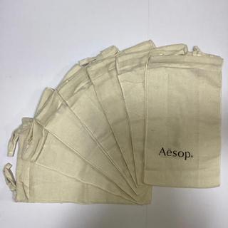 イソップ(Aesop)のイソップ   巾着 小 7枚  (ショップ袋)