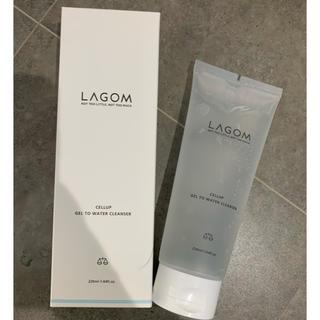 ラーゴム(LAGOM)のラーゴム ジェル洗顔(洗顔料)