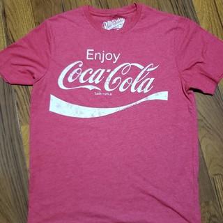 オールドネイビー(Old Navy)のコカ・コーラ Tシャツ(Tシャツ/カットソー(半袖/袖なし))