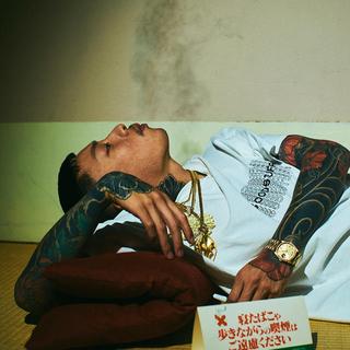 ワコマリア(WACKO MARIA)のbadsaikush着FLAGSTUFF×GOODSTUFF×河村康輔舐達麻(Tシャツ/カットソー(半袖/袖なし))