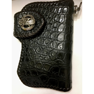 ガボール(Gabor)のディオブラス 財布 ワニ革 ウォレット BWL ガボール クロムハーツ好きに(折り財布)