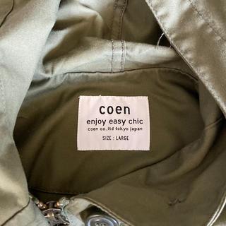 コーエン(coen)の人気 coen  マウンテンパーカー (マウンテンパーカー)