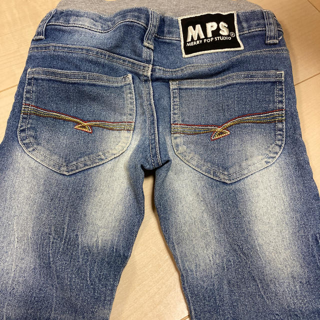 MPS(エムピーエス)のmps 120 パンツ キッズ/ベビー/マタニティのキッズ服男の子用(90cm~)(パンツ/スパッツ)の商品写真
