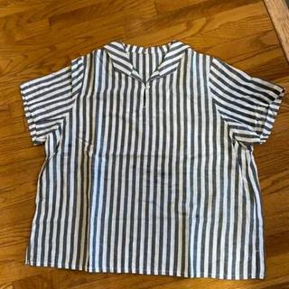 ネストローブ(nest Robe)のネストローブ  半袖シャツ ブラウス(シャツ/ブラウス(半袖/袖なし))