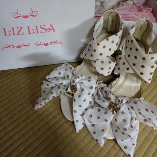 リズリサ(LIZ LISA)のLIZ LISA サンダル(サンダル)