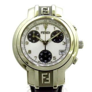 フェンディ(FENDI)のFENDI(フェンディ) 腕時計美品  - 4500L(腕時計)