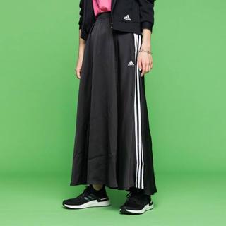 アディダス(adidas)の新品 adidas マストハブスカート 黒 Sサイズ アディダス(ロングスカート)