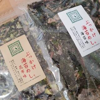 ディーンアンドデルーカ(DEAN & DELUCA)の紀伊國屋 ぶっかけ海苔めし セット(調味料)