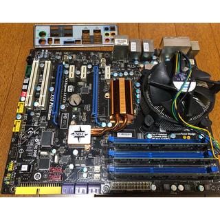 core i7-920付きマザーボード、メモリー付き(PCパーツ)