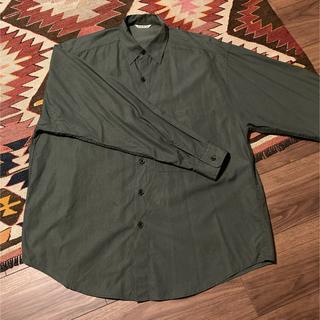 ワンエルディーケーセレクト(1LDK SELECT)のAURALEE  オーバーサイズシャツ(シャツ)