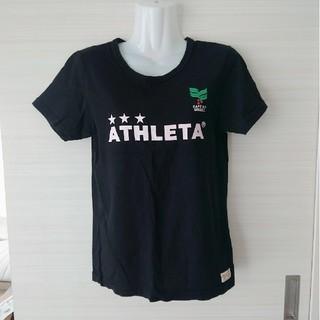 アスレタ(ATHLETA)のATHLETA■Tシャツ(ブラック)(Tシャツ(半袖/袖なし))