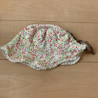 フーセンウサギ(Fusen-Usagi)の新品!ベビー帽子 46〜50センチ(帽子)