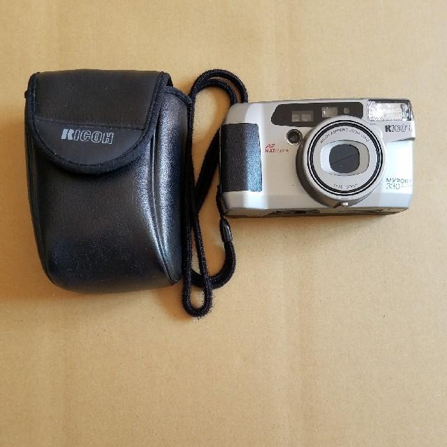RICOH(リコー)のRICOH MYPORT330 SUPER スマホ/家電/カメラのカメラ(フィルムカメラ)の商品写真