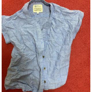 120女の子シャツ