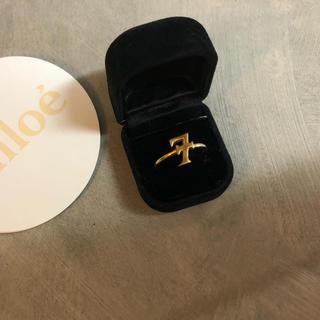 クロエ(Chloe)のChloe  ring(リング(指輪))